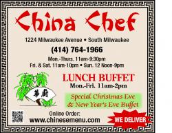 China ChefW17