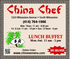 China ChefS18
