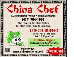 China ChefW18